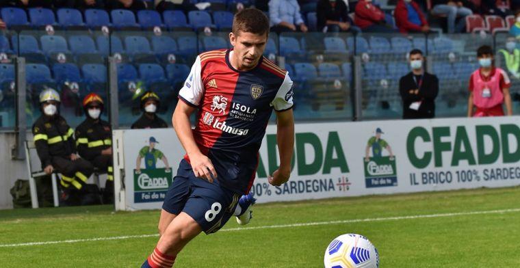 Marin moest 'beste middenvelder van Europa' opvolgen: 'Aan de kant gezet bij Ajax'