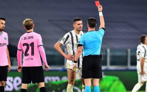 Makkelie maakt indruk bij Juventus - Barcelona: 'Mamma mia, ik ben verliefd'