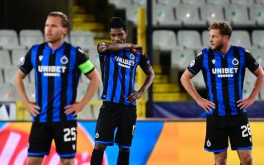 LIVE: Spannend slotoffensief in Club Brugge - Lazio