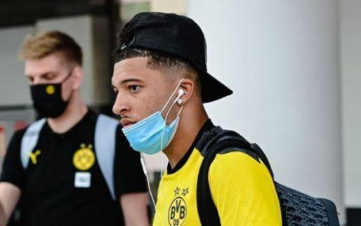 Tottenham Hotspur maakt geld vrij voor Sancho