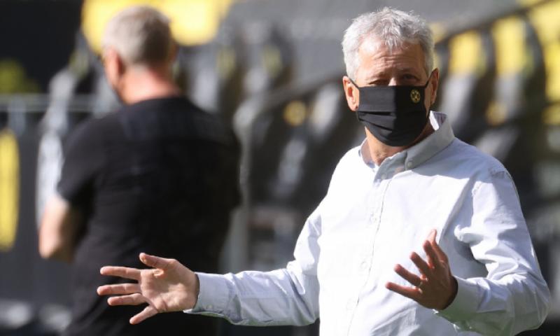 Afbeelding: 'Dortmund wil breken met Favre: nieuwe coach op komst voor Witsel en co'