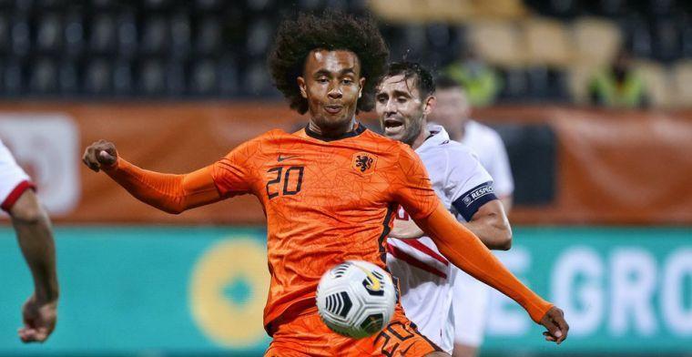 Zirkzee getipt voor verhuur: 'Ik ken de afwegingen van Feyenoord niet'