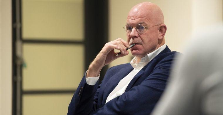 Gerbrands: 'PSV heeft onder mijn leiding nooit excuses gezocht'