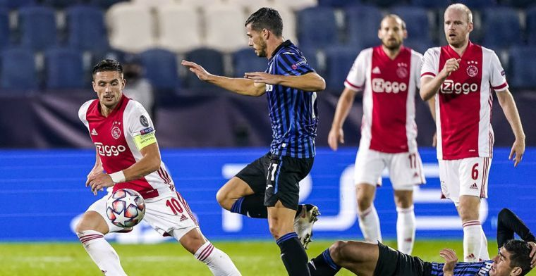 Tadic signaleert Ajax-makke: 'Dat moet echt sneller als we bal verliezen'