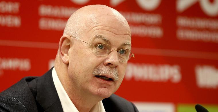 Verbijstering bij PSV-directeur Gerbrands: Het is dubieus wat hier gebeurt