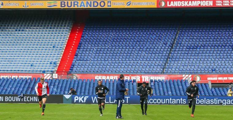 'UEFA wijst last-minute nieuwe scheidsrechter voor Feyenoord-wedstrijd aan'