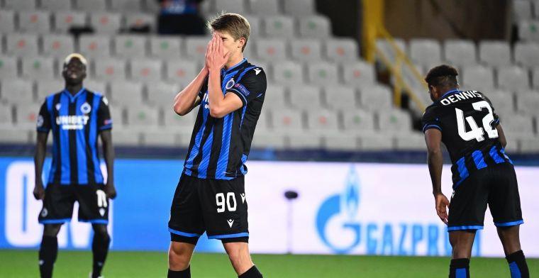 VP-Analyse: Een volwassen Club Brugge, maar struikelblok is (weer) efficiëntie