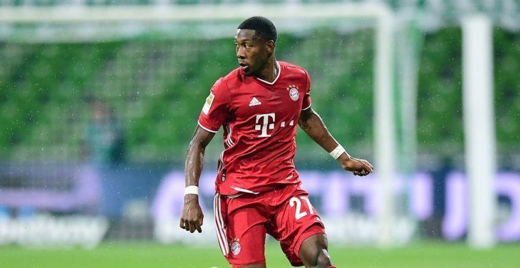 'Alaba wéér niet akkoord: Bayern München dreigt steunpilaar te verliezen'