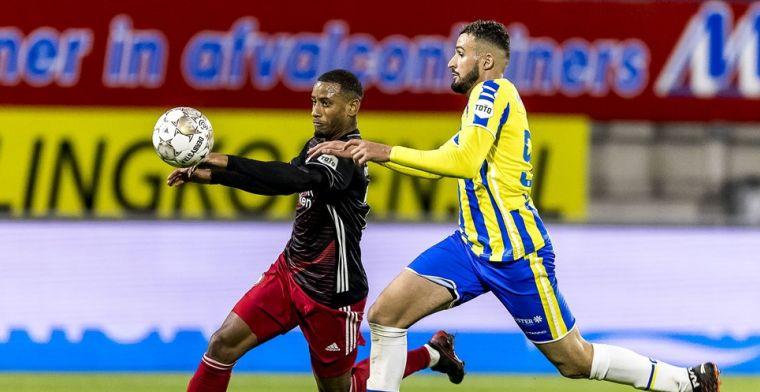 Narsingh-advies voor Feyenoord en Advocaat: 'Linssen naar links'