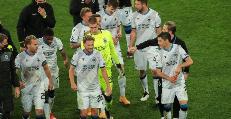 """Verheyen waarschuwt Club Brugge: """"Vervangers zijn geen sukkelaars"""""""
