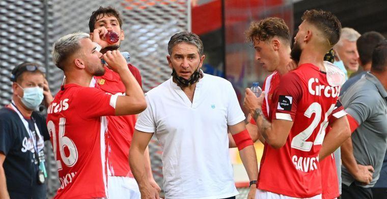 SELECTIE: Standard trekt zonder Lestienne en Raskin naar Benfica