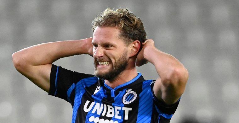 Italiaanse media in koor na match tegen Club Brugge: 'Gouden punt voor Lazio'