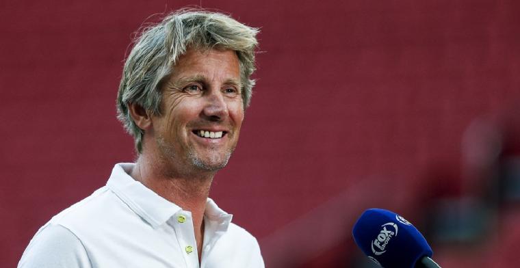 Lof voor Van der Sar: 'Belangrijkste dat het bij Ajax weer over voetbal gaat'