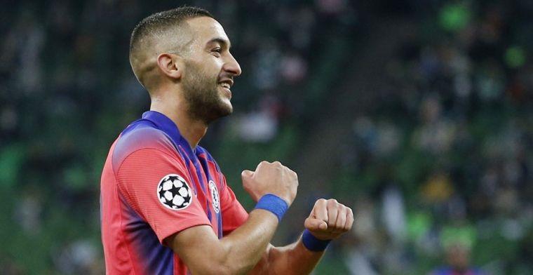 Chelsea boekt ruime zege tegen Krasnodar, Moise Kean grote man bij PSG