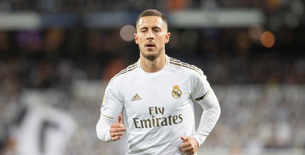 Spaanse kranten na rentree van Hazard bij Real Madrid: 'Een opmerkelijk debuut'