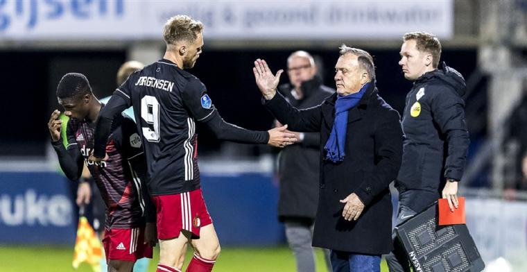 'Advocaat ziet Teixeira afvallen, maar krijgt goed nieuws over duo'