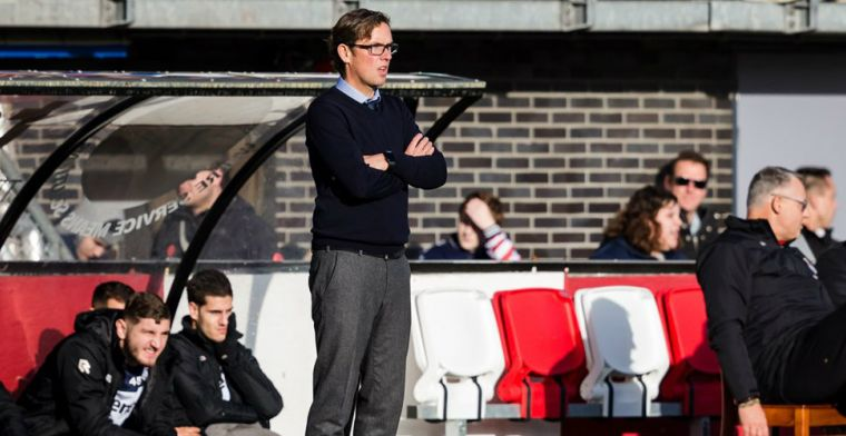 Pastoor waarschuwt Feyenoord: 'Die hebben het PSV en AZ moeilijk gemaakt'