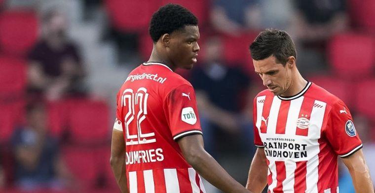'PSV-spelers vermeden risico's en hebben geen idee hoe ze het virus opliepen'