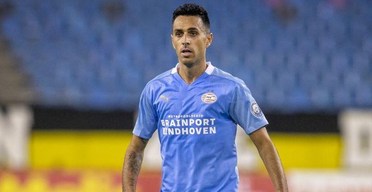 'PSV wil zich aan de regels houden en gaat gewoon spelen, Zahavi is woest'