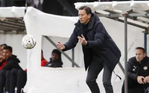 Schmidt trekt aan noodbel bij PSV: 'Ik denk dat het geen zin heeft'