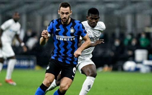 Afbeelding: 'Inter wil in gesprek met De Vrij en hoopt contract Nederlander open te breken'