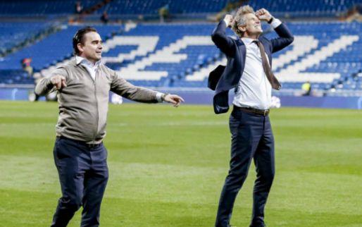 'Spreek Edwin in drukke weken vaker dan mijn vrouw, fantastisch uithangbord Ajax'