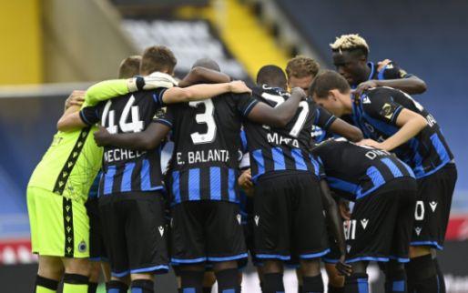 Supporters wuiven spelersbus uit, maar Club Brugge reageert kwaad