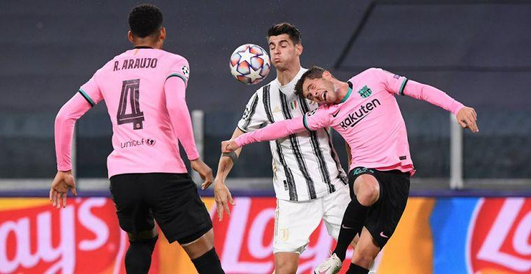 Grote defensieve problemen voor Barça: Koeman is naamgenoot voorlopig kwijt