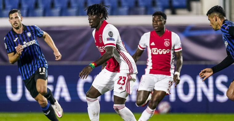 Tadic en Labyad 'niet in vorm' bij Ajax: 'Traoré is negentien hè, laat hem staan'