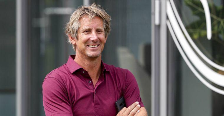 De Boer: 'Niet verwacht dat hij de baas zou worden bij Ajax, en dus ook mijn baas'