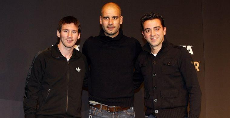 'We moeten Guardiola, Xavi, Iniesta en Puyol voor Messi terughalen naar Barcelona'