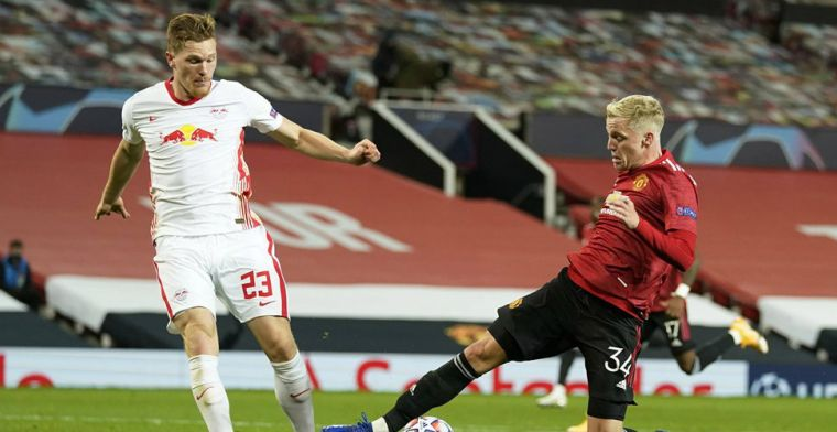 'Van de Beek is als Müller: eenmaal in het team haal je hem er moeilijk weer uit'