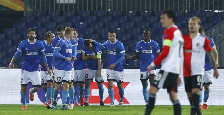 Feyenoord heeft drama-scheidsrechter: 'Ik zou gewoon van het veld lopen'