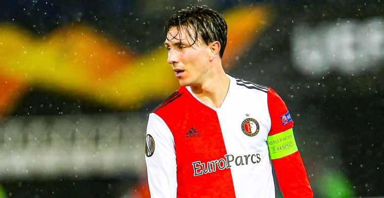 LIVE: Feyenoord blameert zich in de Kuip, Wolfsberger wint met 1-4 (gesloten)