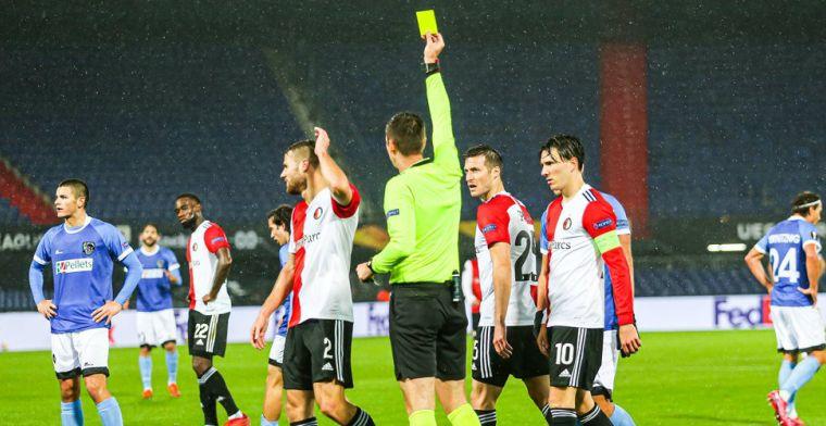 Perez analyseert Feyenoord-duel: Holy shit! Hoe kun je hier intrappen?