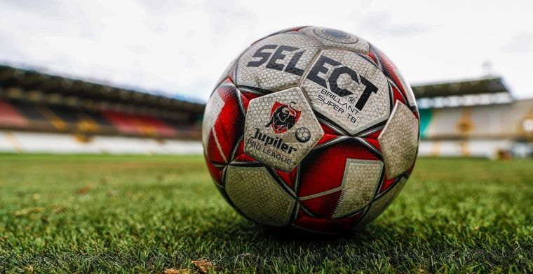 Amateurvoetbal in België waarschijnlijk tot minstens januari stilgelegd