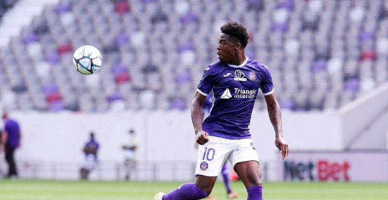 'Leya Iseka kan nog een verrassende transfer naar Ligue 1 maken'