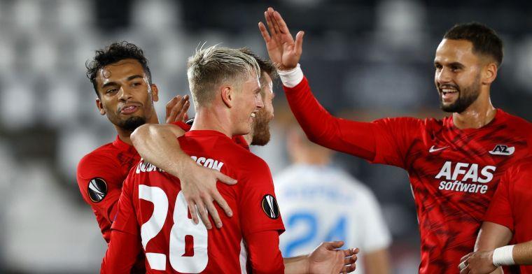 LIVE: AZ wint met 4-1, PSV pakt terechte zege in de slotfase via Malen (gesloten)