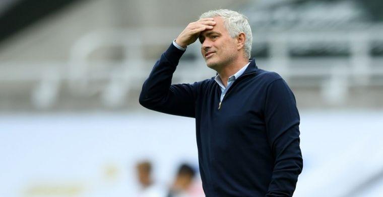 Mourinho met goed humeur naar Antwerp: Ik hou van dit stadion