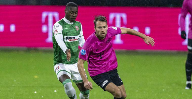 VI: na Emanuelson tekent ook volgende Utrecht-middenvelder nieuw contract
