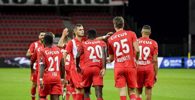 Standard houdt druk weg in Europa League: Ons doel is al bereikt