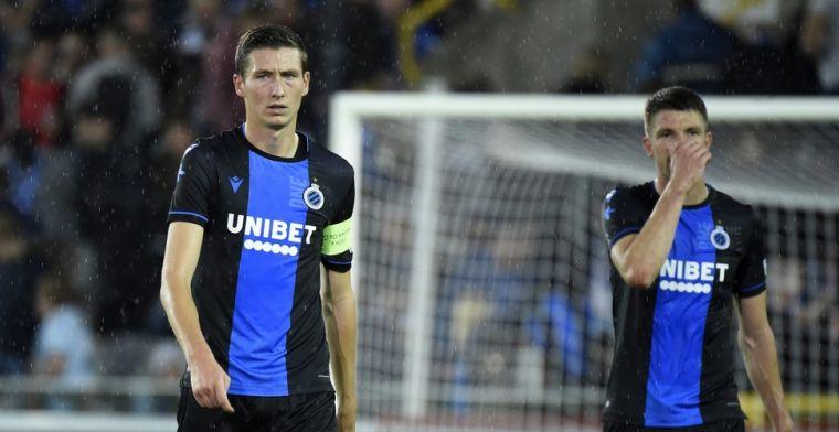 Geen Mechele bij Club Brugge, coach Clement legt ook uit waarom