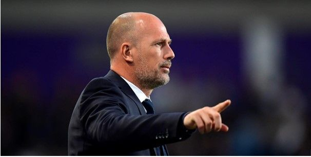 """Clement met dubbel gevoel na Club Brugge-Lazio: """"90% trots en 10% teleurstelling"""""""