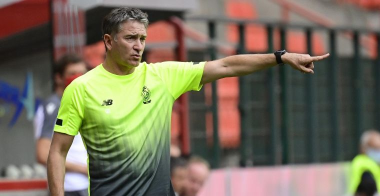 OPSTELLING: Standard rekent op Carcela en Oularé tegen Benfica
