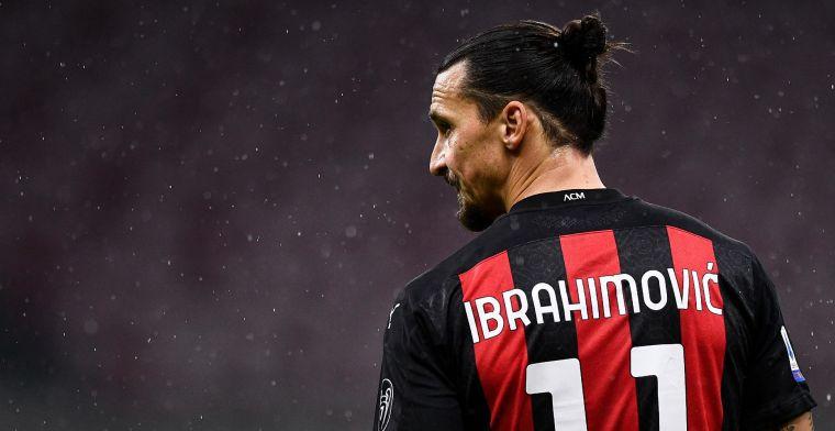 Ibrahimović being Ibrahimović: 'Daag het virus niet uit, jij bent geen Zlatan'