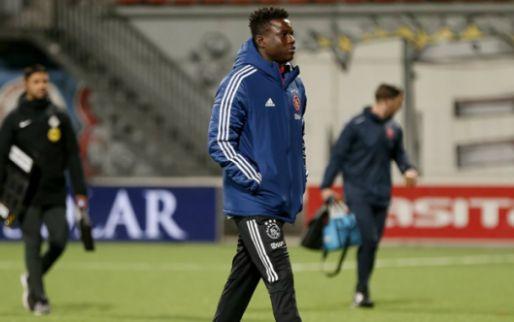 Jong Ajax-rentree na anderhalf jaar blessureleed: 'Doel is om Ajax 1 te halen'