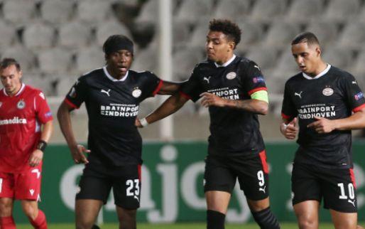 'Aanval van PSV is er één waarvoor scouts van Europese topclubs goed gaan zitten'