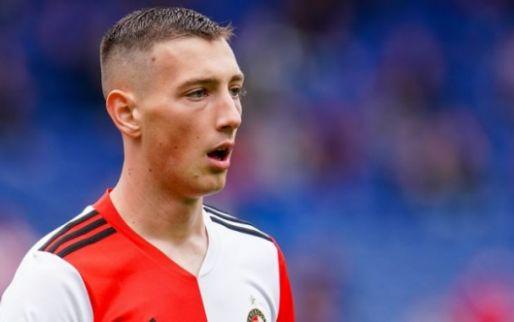 Granada volgt Feyenoord-spits Bozeník