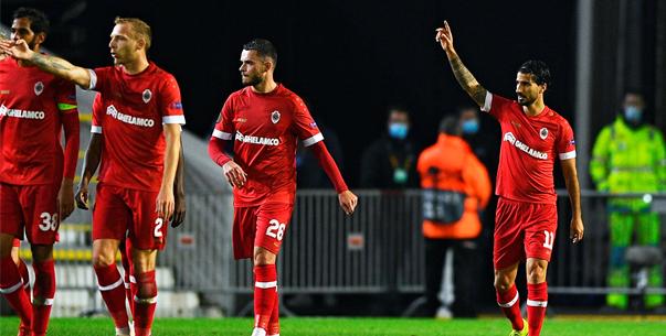 Refaelov (Antwerp) na stunt tegen Tottenham: Wat een momentum voor deze club