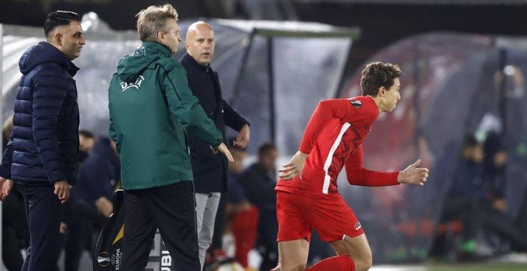 Zoon van Gullit mag debuteren bij AZ: 'Ook mijn vader zal trots op me zijn'